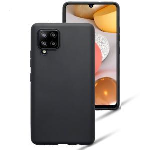 Samsung Galaxy A42 5G Gel Case - Matte Black