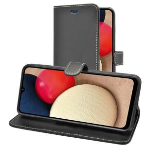 Samsung Galaxy A03s Smart Wallet Book Case - Black MS000766