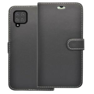 Samsung Galaxy A12 Smart Wallet Case - Black MS000546
