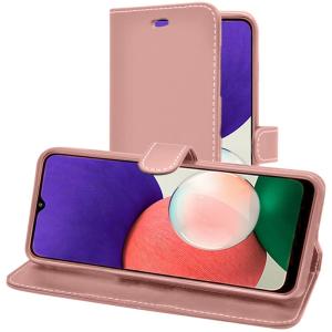 Samsung Galaxy A22 5G Wallet Case - Pink MS000659