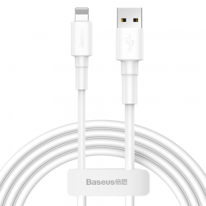 Baseus Mini lightning 100CM Cable - White