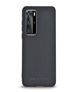 Huawei P40 Pro Case FortyFour No.1 Case Black MS000064