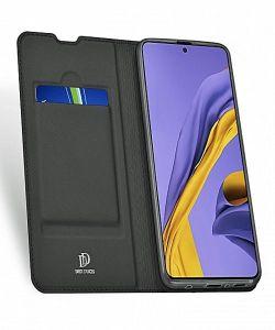Samsung Galaxy A51 Duxducis Skinpro Case Black MS000054