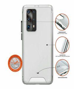 Huawei P40 Pro Eiger Glacier Case  MS000065