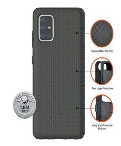 Samsung Galaxy A51 Eiger North Cover MS000056