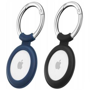 ESR Apple AirTag Cloud Protective Skin Set - Blue & Black MS000708
