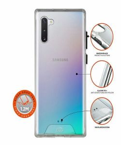 Eiger Glacier Clear Case for Samsung Galaxy Note 10  MS000013