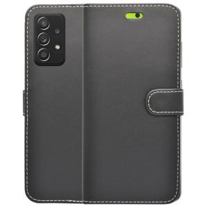 Samsung Galaxy A52s - A52 5G Smart Wallet Book Case - Black MS000558