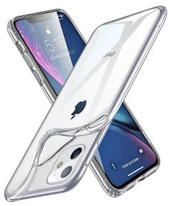 iPhone 11 Pro Max Transparent Gel Cover  MS000114