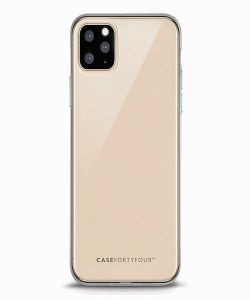 iPhone 11 Pro Transparent Case FortyFour No. 1 Cover