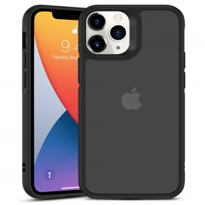 iPhone 12 & 12 Pro ESR Classic Hybrid Jelly Case - Black