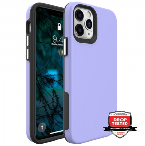 iPhone 12 - 12 Pro ProLux Tough Case - Light Lavender MS000894