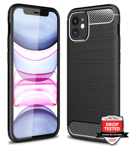 iPhone 12 Mini Carbon Air Case - Black MS000263