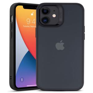 iPhone 12 Mini ESR Classic Hybrid Jelly Case - Black  MS000255