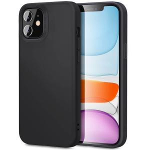 iPhone 12 Mini ESR Cloud Silicone Case - Black MS000249