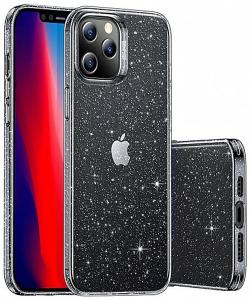 iPhone 12 Mini ESR Shimmer Case - Clear MS000270