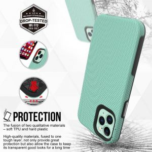 iPhone 12 Mini ProGrip Tough Case - Mint MS000265