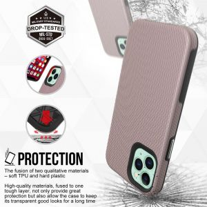 iPhone 12 Mini ProGrip Tough Case - Rose Gold MS000266