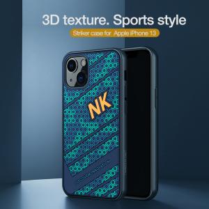 iPhone 13 Nillkin Striker sport cover case - Blue MS000804