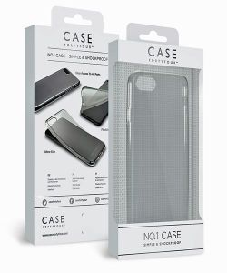 iPhone SE (2020) Case FortyFour No.1 Case Clear MS000120