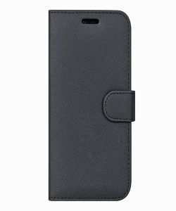 iPhone SE 2020 Case FortyFour No.11 Wallet Case Black MS000122