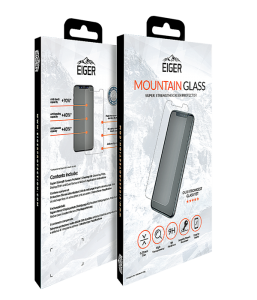 iPhone XR Eiger Mountain Tempered Glass Screen Protector  MS000081