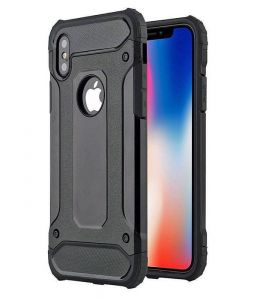 iPhone XR Shockproof Cover with Extra Edge Protection  MS000072