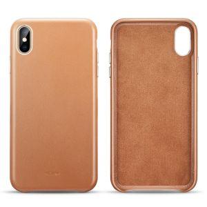 iPhone XS ESR Oxford Case Brown  MS000087