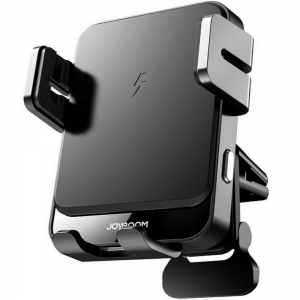 Joyroom JR-ZS219 Vent Car Mount Wireless Charger - Black MS000415