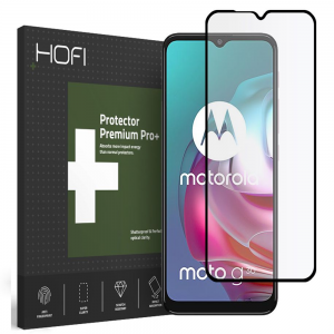 Motorola Moto G10 HOFI Pro Tempered Glass Screen Protectors - Clear  MS000647