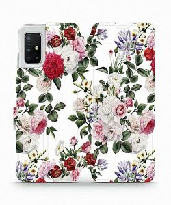 Samsung Galaxy A51 Mobiwear MD01S Floral Case  MS000053