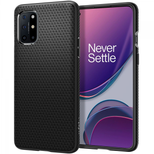 OnePlus 8T Spigen Liquid Air Case - Matte Black MS0004012