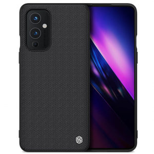 Oneplus 9 Nillkin Textured Nylon Fiber Case - Black MS000640
