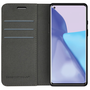 Oneplus 9 Pro Case FortyFour No.11 Cross Grain Case - Black