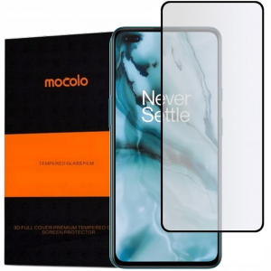 OnePlus Nord Mocolo Tempered Glass Screen Protectors - Clear  MS000423