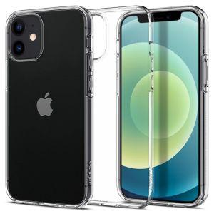 iPhone 12 Mini Spigen Liquid Crystal Case – Clear  MS000252