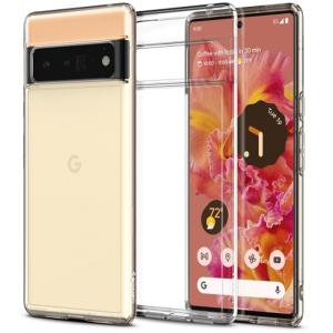 Spigen Ultra Hybrid Google Pixel 6 Pro Crystal Case - Clear MS000999