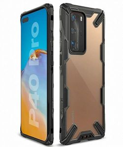 Huawei P40 Pro Ringke Fusion X Case  MS000060