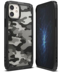 Ringke Fusion iPhone 12 Mini Camo Case - Black MS000244