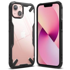 Ringke Fusion X iPhone 13 Mini Case - Black