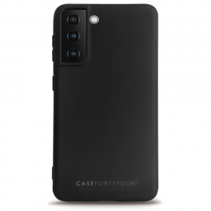Samsung Galaxy S21 FE Case FortyFour No.1 Case Cover - Black MS000772