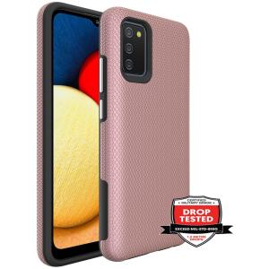 Samsung Galaxy A02s ProGrip Tough Case - Rose Gold MS000731