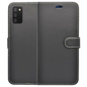 Samsung Galaxy A02s Smart Wallet Book Case - Black MS000732