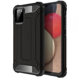 Samsung Galaxy A02s Tech-Protect Xarmor Case - Black MS000684