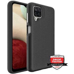 Samsung Galaxy A12 ProGrip Tough Case - Black MS000584