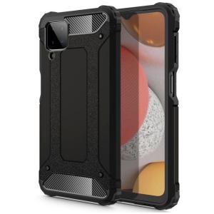 Samsung Galaxy A12 Tech-Protect Xarmor Case - Black