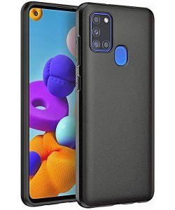 Samsung Galaxy A21s Air Case - Matte Black
