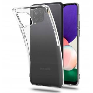 Samsung Galaxy A22 4G Flexair Crystal Case - Clear MS000749