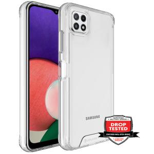 Samsung Galaxy A22 5G ProAir Thin Case - Clear MS000724