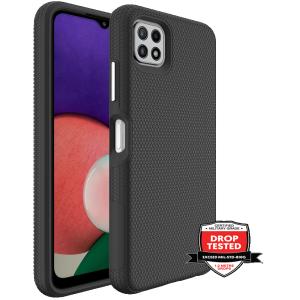 Samsung Galaxy A22 5G ProGrip Tough Case - Black MS000723